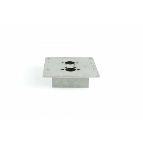 Einbauflansch Autoterm 2D 40mm